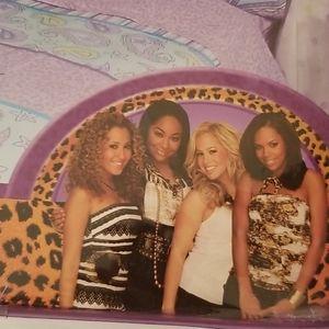 Disney The Cheetah Girls Twin Sheet Set